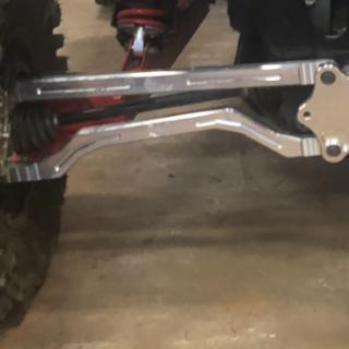 Direct Bolt Radius Rods