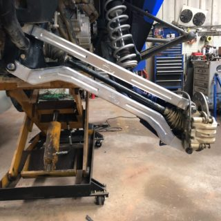 Direct Bolt On Turbo S Radius Rod