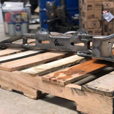 Full Suspension Kit for Polaris RZR (Steel)