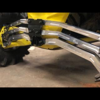 Can Am X3 Radius Rods