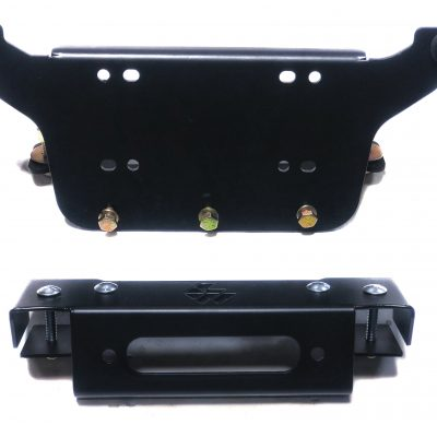 Honda Talon Winch Mount