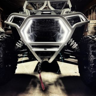 Bumpers for Polaris RZR